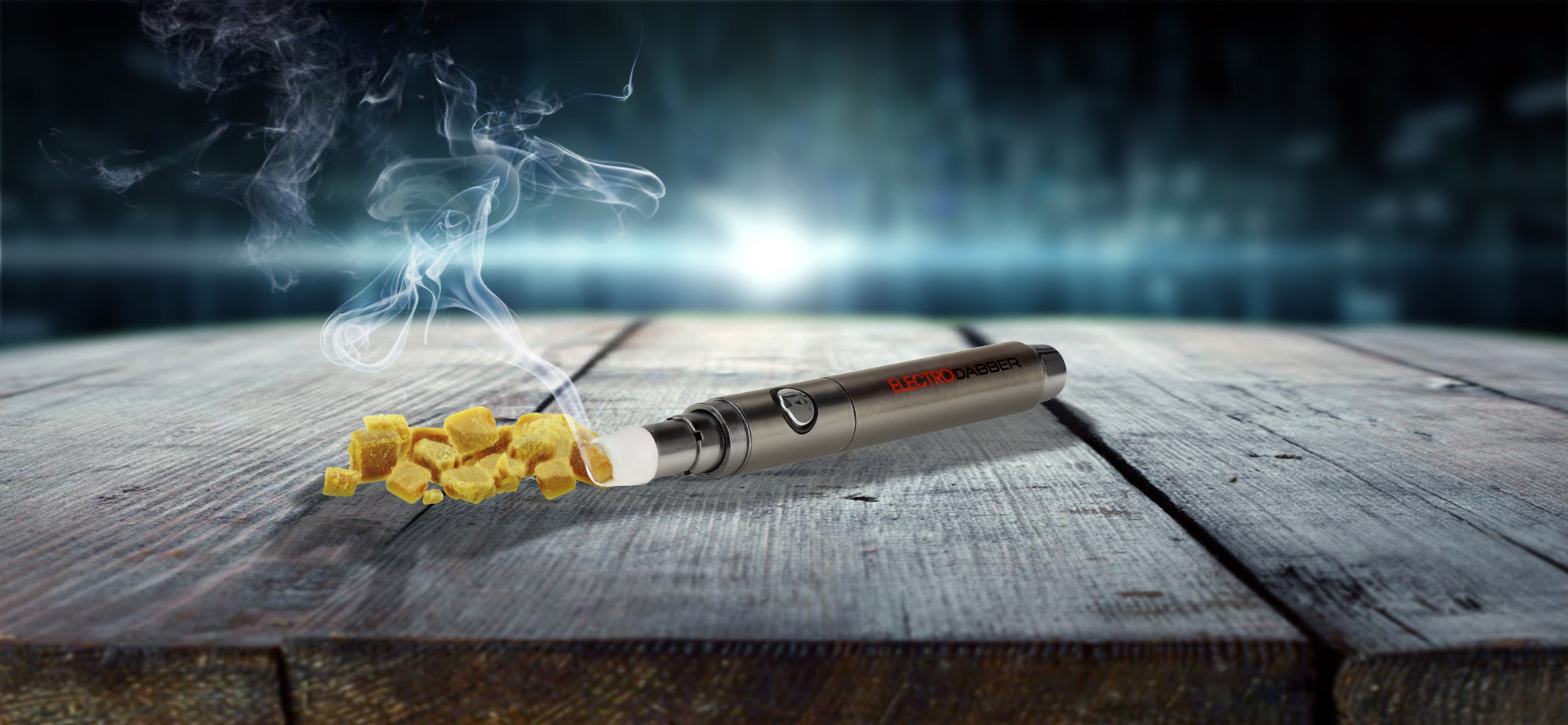 Wax Extracts Meet the Atmos Electro Dabber | AtmosRx