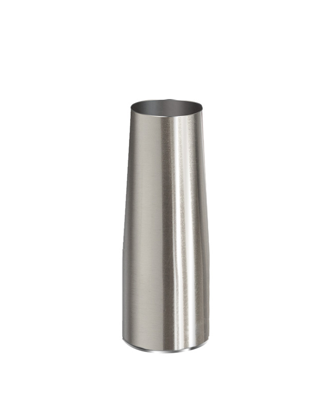 Atmos Cone Brushed Silver