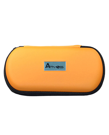 Atmos Large Hardcover Case Orange