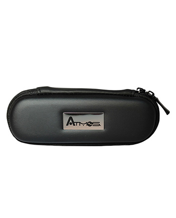 Atmos small hardcover case Black