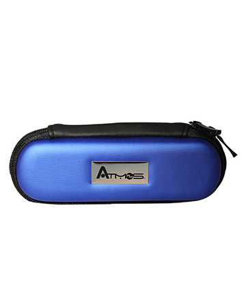Atmos small hardcover case Blue
