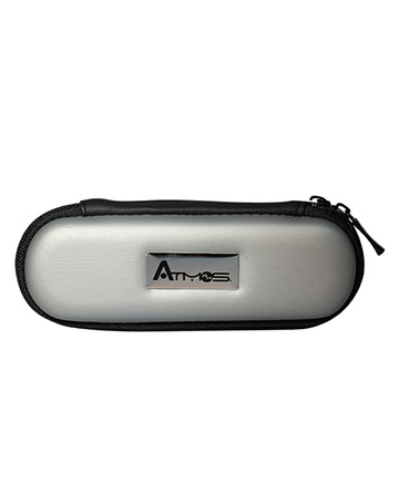 Atmos small hardcover case Grey