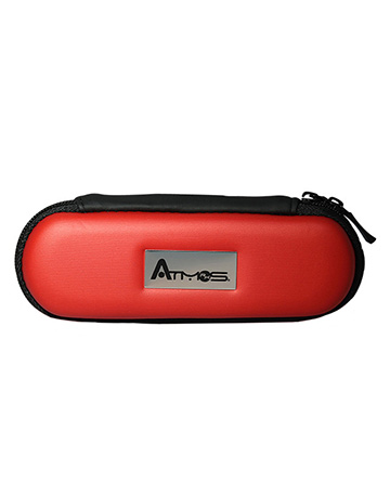 Atmos Small Hardcover Case Red