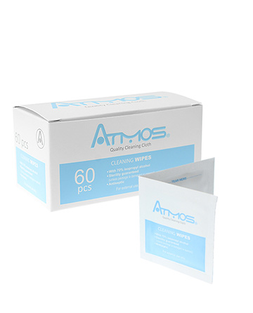 Atmos Alcohol Wipes