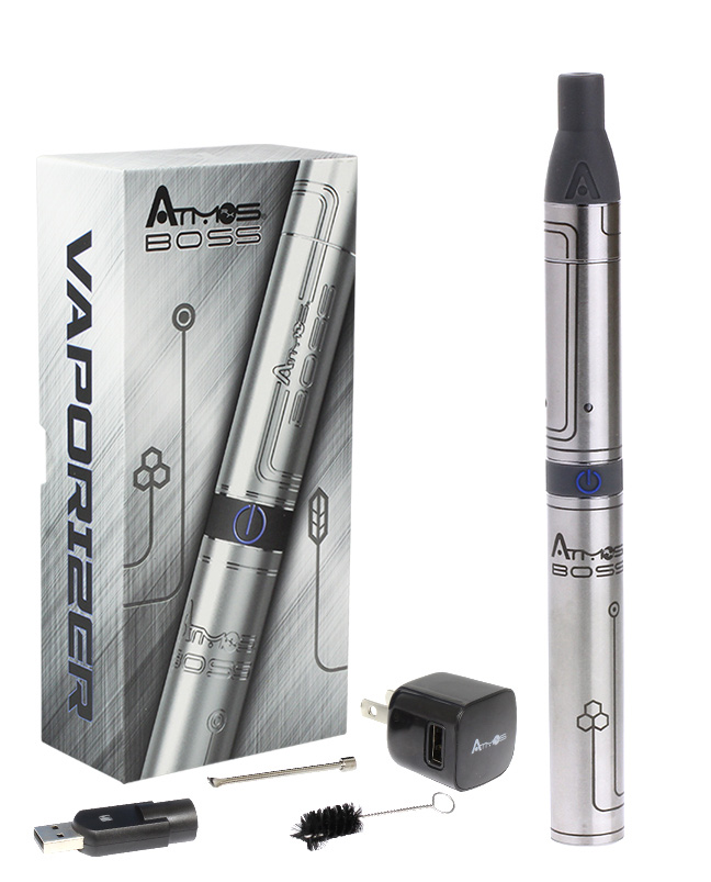 Boss Portable Vaporizer Pen Kit - AtmosRx
