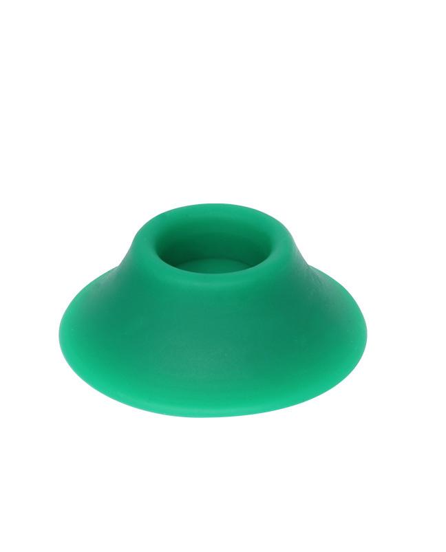 Vaporizer Silicon Holder Green