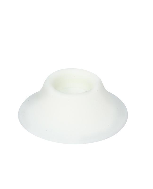 Vaporizer Silicon Holder White