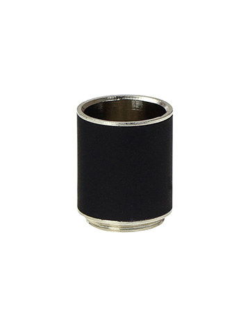 AtmosRx Dry Herb Chamber Connector Black