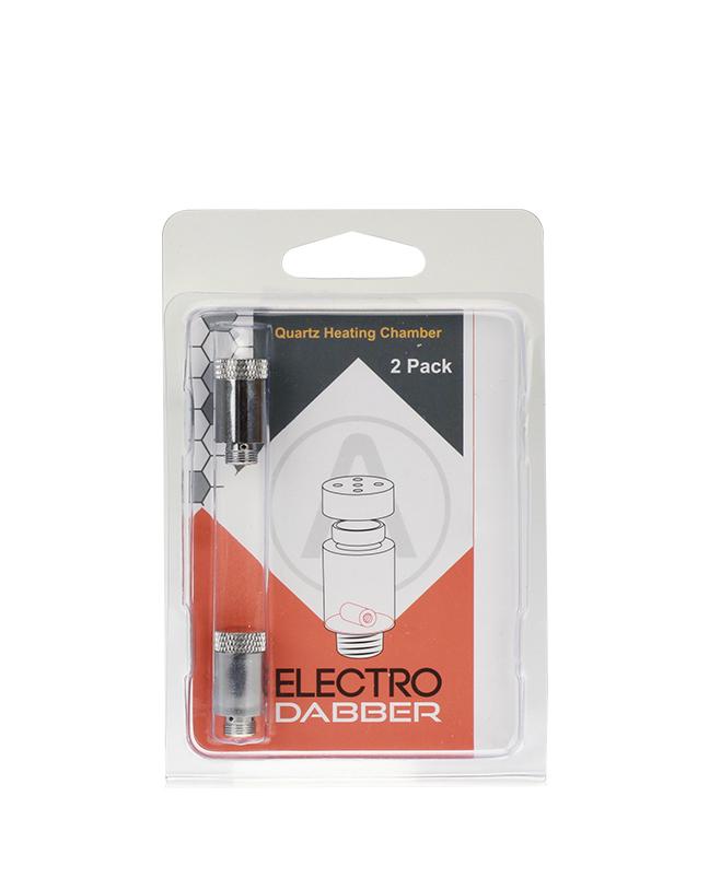 Electro Dabber Quartz Heating Chamber 2 Pack