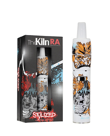 Kiln RA Stylized Kit - A3 Skull & Candle White