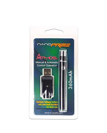 Nano Prime Battery Set 360mAh - Black