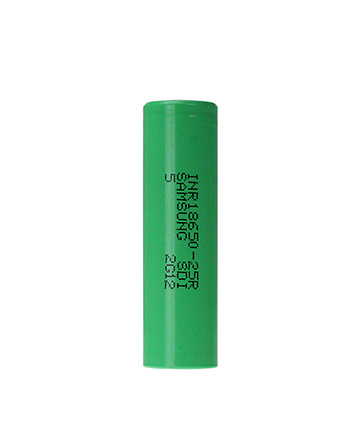18650 Samsung 25R High Drain Battery 2500mAh
