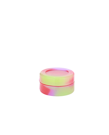 Silicone Container Cup  Rainbow